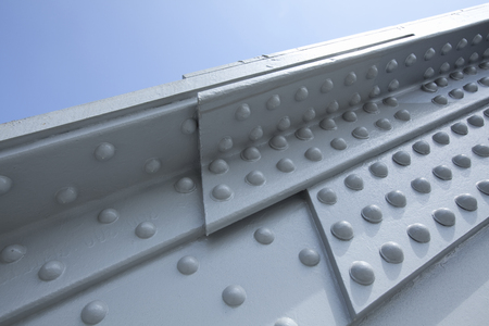 rivets: Steel and rivets