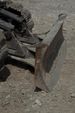 construction machinery: Road construction machinery Stock Photo