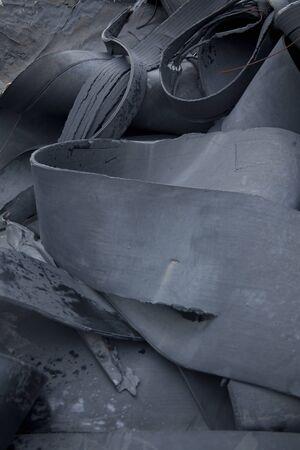 廃棄ゴム板