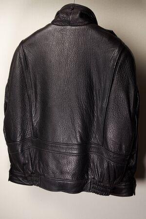 革ジャンパー