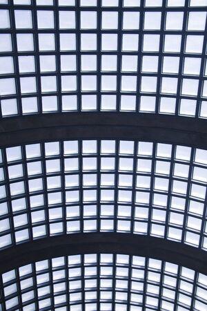 ガラス ブロックの屋根