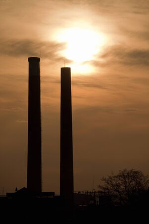 factory: Factory chimney