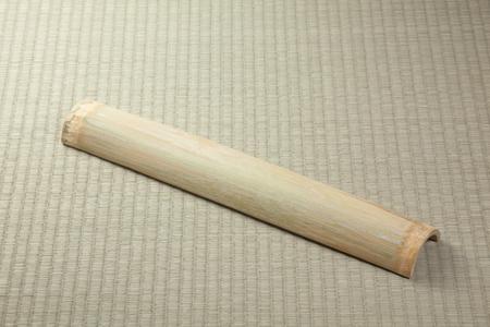 tread: The bamboo tread