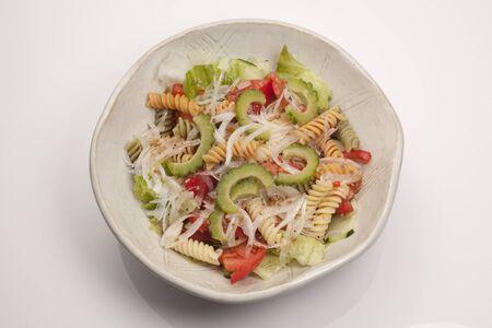 macarrones: Macaroni salad