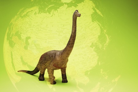 synthesis: Synthesis of the dinosaur and the globe