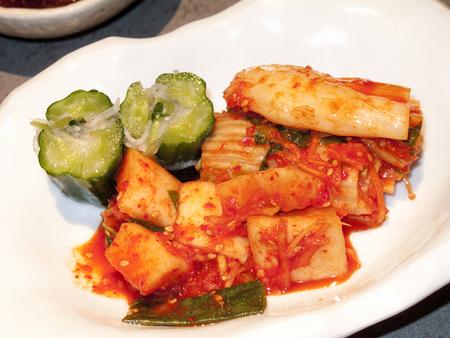 mori: Mori suit of Kimchi