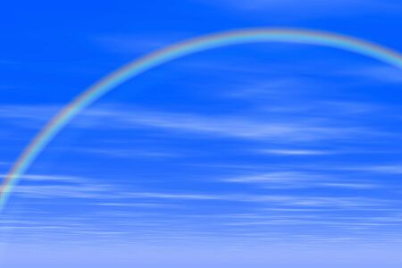 cg: Rainbow of CG