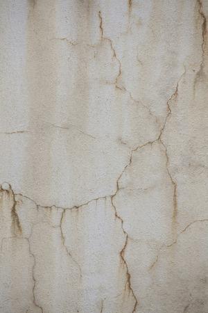 depreciation: Cracks of the wall