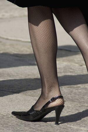 fishnet tights: Fishnet tights