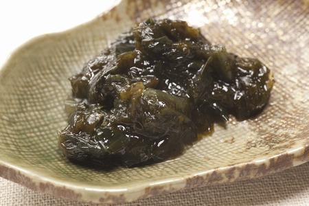 dry provisions: Tsukudani of laver