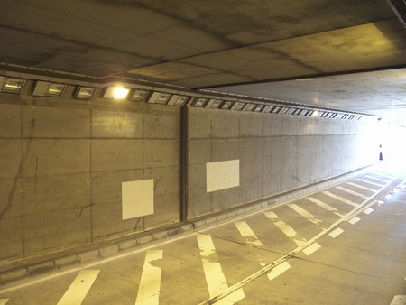 dedicated: Automobile dedicated underpass