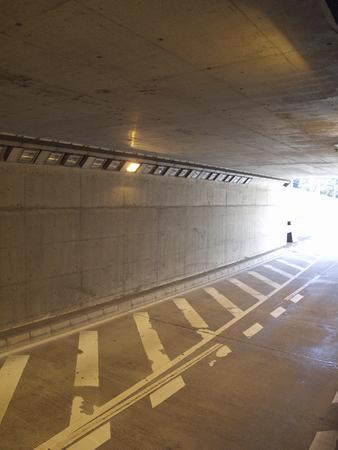 dedicated: Automobile dedicated underpass
