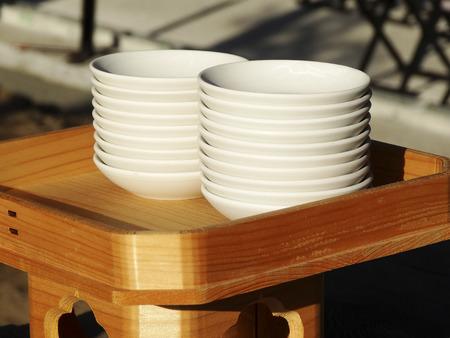 shinto: Shinto wedding of Sambo and cup