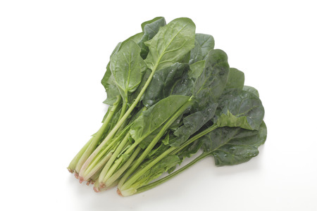 spinach: Spinach Stock Photo