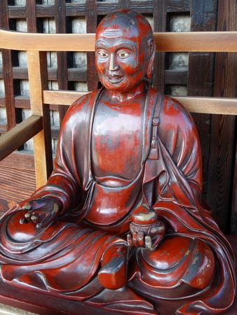 venerable: Shitennoji of Binzuru Venerable image