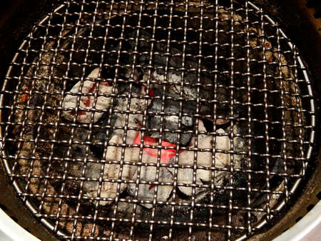 wire mesh: Yakiniku Hiroshi wire mesh