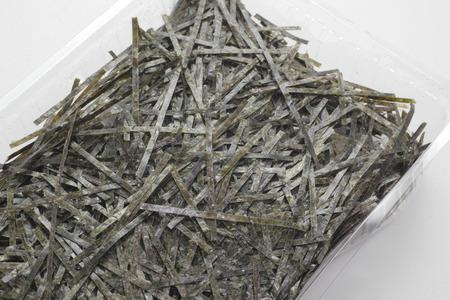 nori: Shredded nori