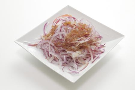 onion slice: Onion slice salad