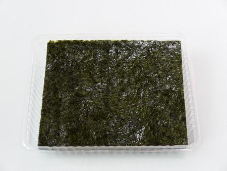 seasoned: Seasoned seaweed Stock Photo