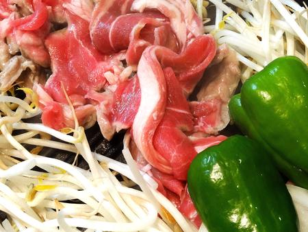 khan: Genghis Khan cuisine