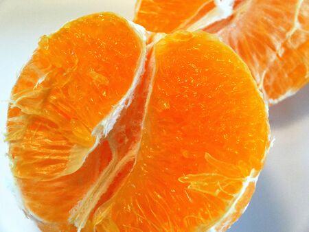 naranjas: naranjas Deco Foto de archivo