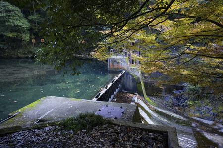 weir: Weir River