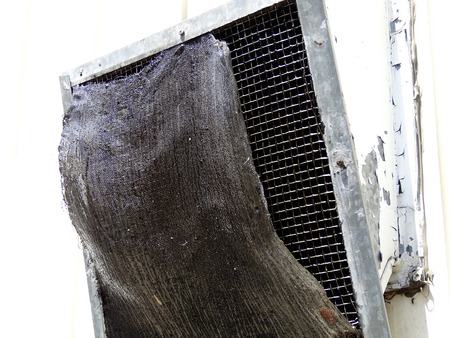 dirty: Dirty ventilation openings