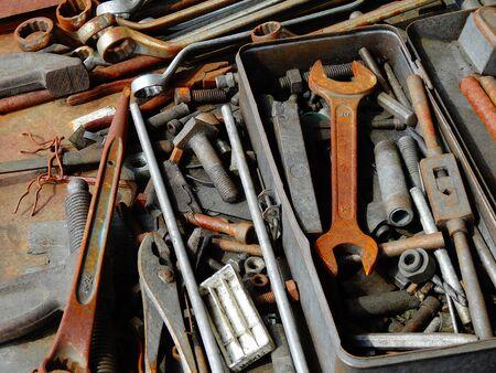 rusty: Rusty tool