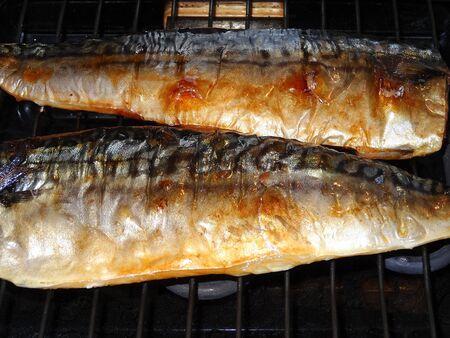 Roaster: Mackerel to bake in roaster