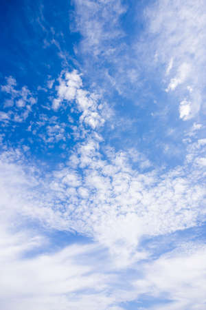 grandeur: Blue sky and clouds