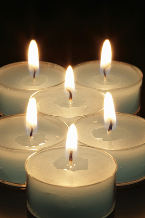 annual events: Candle fire