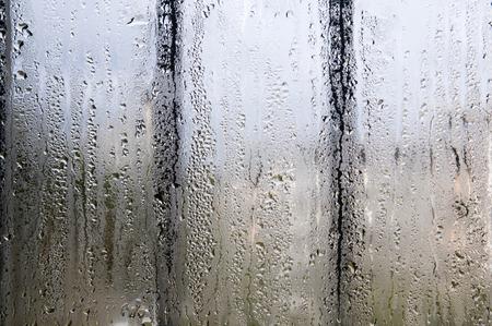 condensation: Condensation Stock Photo