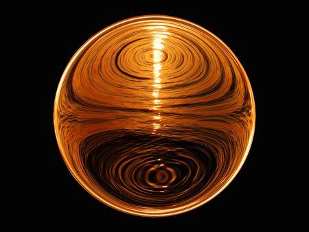 sphere: Water sphere