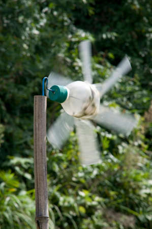 botellas pet: Botellas de PET de molino de viento