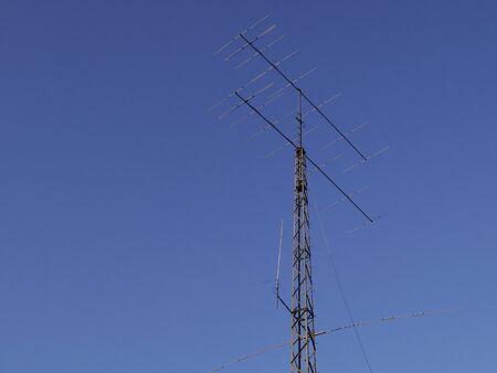 aficionado: Antenas de radioaficionados