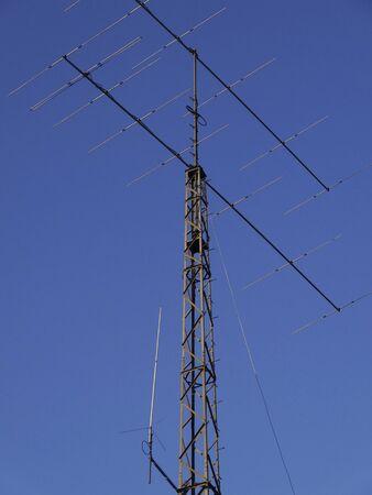 amateur: Antenas de radioaficionados