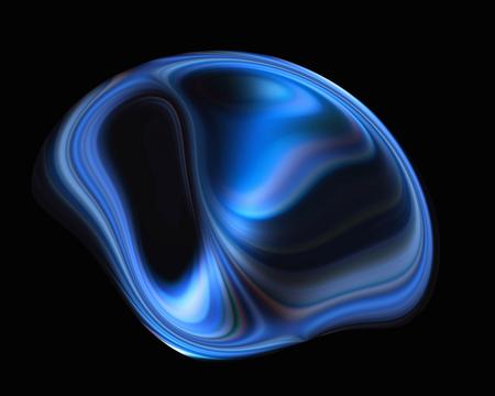 bioluminescent: Optical image