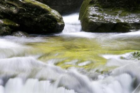 redeye: Mountain stream Stock Photo