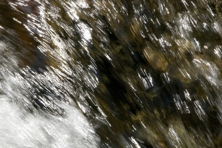 redeye: Mountain stream Stock Photo