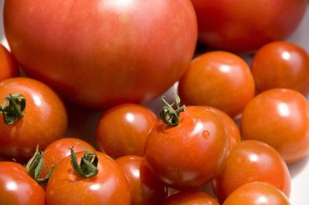 aliments: Tomate Banque d'images