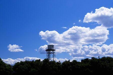 wody wieży: Sky and water tower