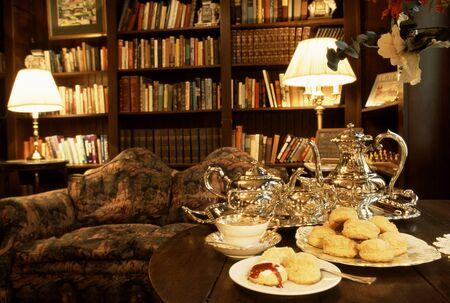tea lamp: Afternoon tea