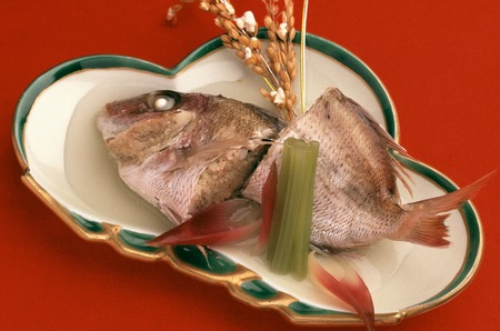tang: Tang steamed sea bream