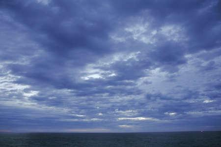 dawning: Melaka night dawn sky.