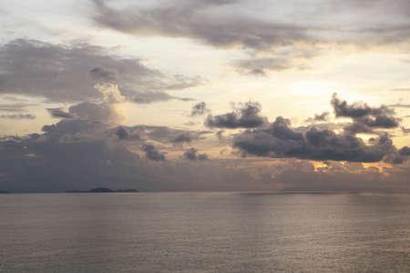 amanecer: Melaka cielo nocturno amanecer.