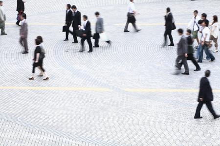 workingman: Commuter paisaje