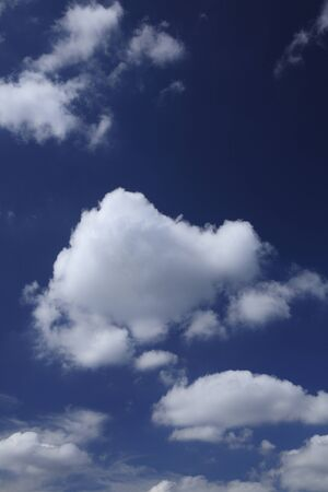 reviving: Blue sky and clouds