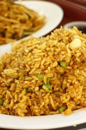 fried rice: Fried rice nasi goreng