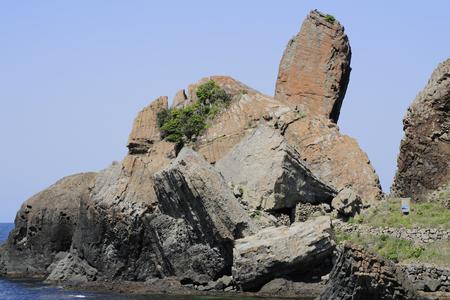 columnar: Tategamiiwa Stock Photo