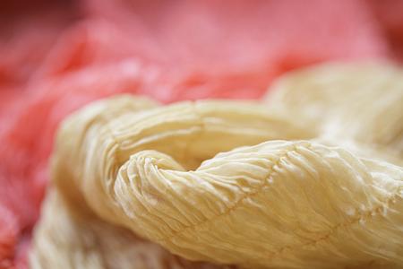 foulards: sciarpe tintura